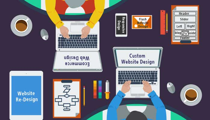 How to find web design clients online