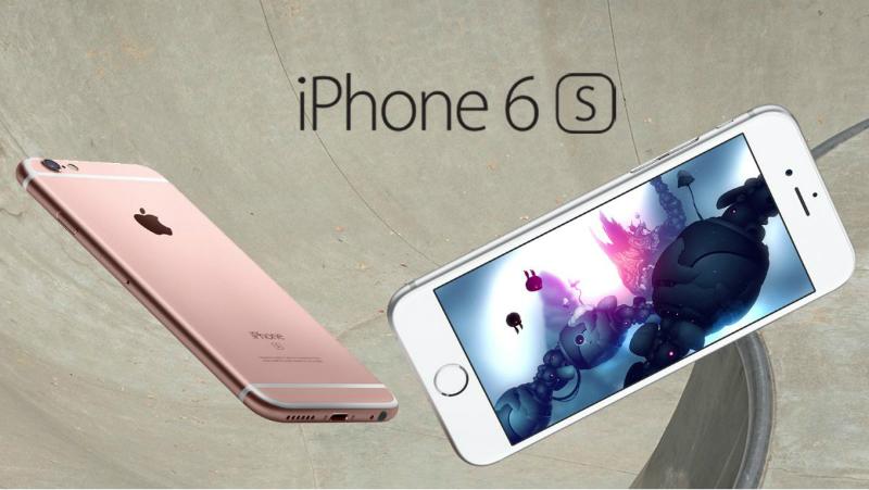 Caracteristici iPhone 6S