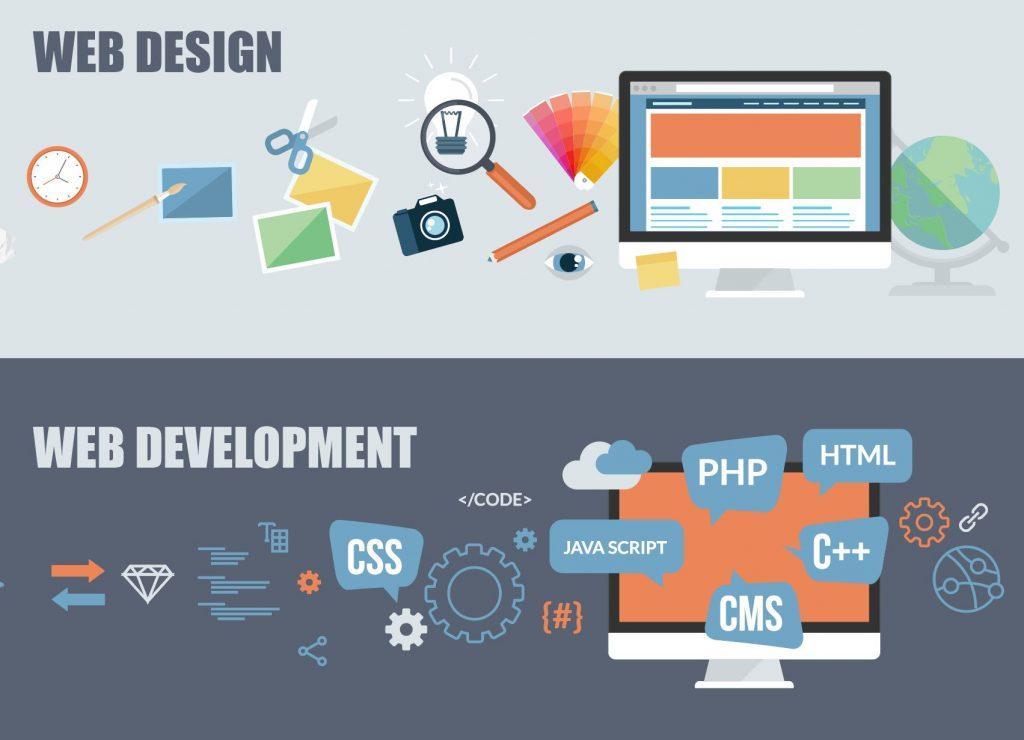 Diferente intre un web designer si un web developer