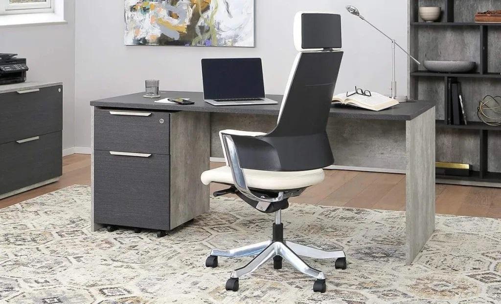 Scaun ergonomic la birou